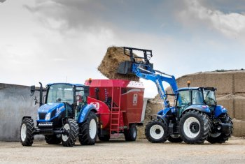 NEW HOLLAND T5.95 UTILITY